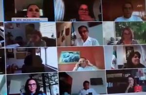 Por descuido, senadora revela interés de AMLO en Jalisco y Nuevo León