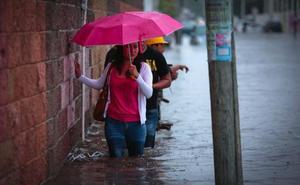 Detectan 116 puntos de riesgo para temporada de lluvias en Querétaro