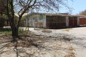 Escuelas sin condiciones para el regreso a clases en Monclova