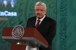 AMLO: 'Si no se garantiza paz y seguridad, no hay crecimiento en México'