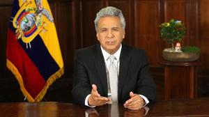 Presidente de Ecuador aboga por acceso sin obstáculo a vacunas anticovid