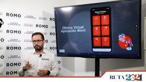 Romo ofrece resolver servicios y trámites a través de WhatsApp