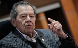 'Que no gane la arbitrariedad en San Lázaro', dice Muñoz Ledo