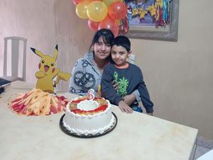 Gerardo celebra su cumpleaños número 6