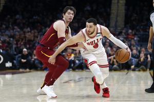 Cavaliers dominan a los Bulls