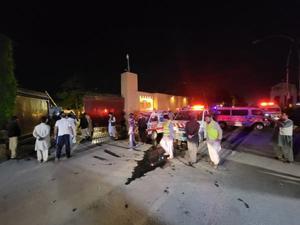Al menos cinco muertos y 15 heridos en atentado en hotel de lujo en Pakistán