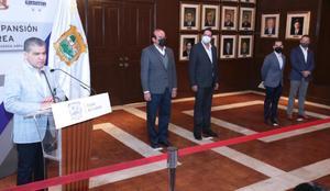 Mantiene Coahuila nuevas inversiones, 20 mdd: Riquelme