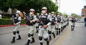 AMLO: 'Ahorro por contratos en penales significan 400 cuarteles para Guardia Nacional'