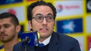 Mauricio Culebro: Analiza continuidad de 'Tuca'
