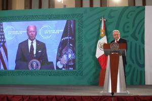 AMLO: Sugiere a Biden extender Programa Sembrando Vida en CA