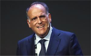 La Superliga está muerta: presidente de la Liga de España