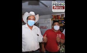 Candidato ignora inhabilitación y mantiene campaña en Hidalgo