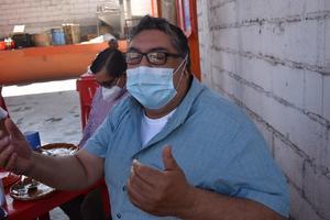'Ya estuvo bueno', dice sacerdote a candidatos de Monclova