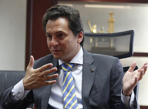 Jueces posponen procesos contra Emilio Lozoya hasta mediados de julio