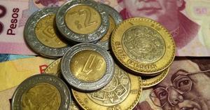 El peso es la segunda moneda más apreciada este viernes