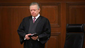 Arturo Zaldívar: 'Ejerceré el cargo de presidente de la Corte por el periodo elegido'