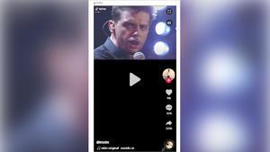 Luis Miguel llega a TikTok con 'Hasta que me olvides'