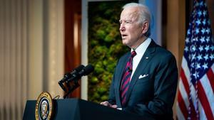 Biden celebrará sus 100 días en el poder con un acto político en Georgia