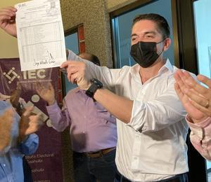 Ratifica INE postura y niega registro a Luis Fernando Salazar para alcaldía de Torreón