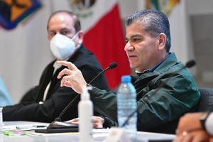 Enviará Riquelme oficio a Embajada de EU para reconsiderar a Coahuila en alerta de viaje