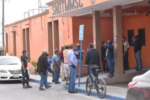 Pide 288 a agremiados no asistir a eventos masivos en Monclova