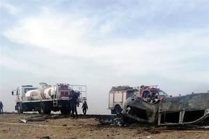 Mueren 3 personas tras choque en Coahuila; serían escoltas de Nuevo León