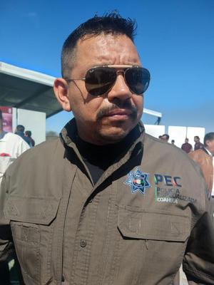 Niega el 'Sheriff' hablar sobre acoso de policías