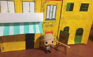 Convierten a Vincent van Gogh en el protagonista de un cortometraje