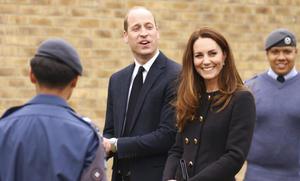 Kate Middleton, la pacificadora entre el príncipe William y Harry