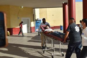 Atropellan a ciclista ebrio en Monclova