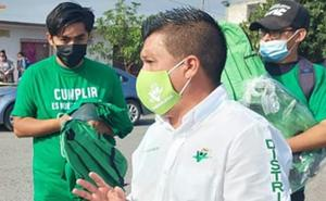 Partido Verde pide no politizar asesinato de candidato 'Batata' Rocha