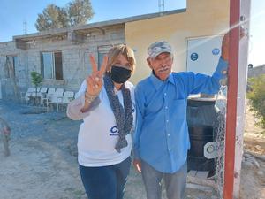 Mejorará Yolanda en 4C el servicio de agua