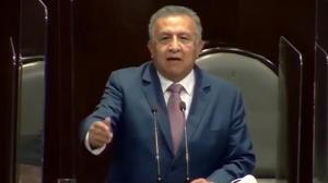 Morena perfila separar de su bancada a Saúl Huerta, acusado de abuso