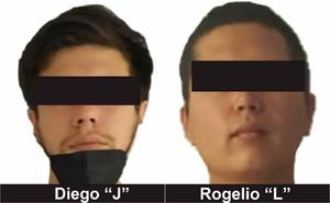 Caen dos integrantes del Santa Rosa de Lima