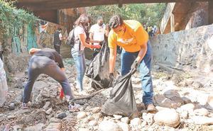 Movimiento Ciudadano limpia al río Magdalena