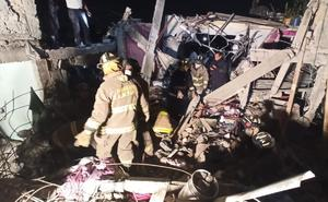 Explosión por acumulación de gas deja 2 muertos en Tlalnepantla