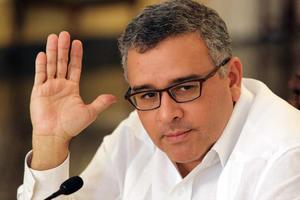 Fiscalía salvadoreña acusa a supuestos cómplices de Funes de lavado de dinero