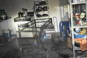 Se incendia casa en colonia Hipódromo de Monclova