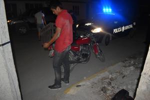 Derriban a repartidor en Monclova