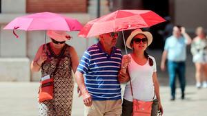 Pronostican ola de calor para la Región Centro