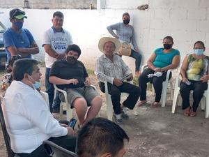 Apoyarán en la 'Inde' al candidato Horacio de Hoyos en Castaños