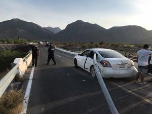 Ocasiona trágico accidente en Lamadrid; esposa pierde la vida
