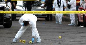 Nuevo récord de víctimas de homicidio
