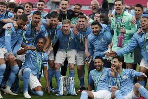 Manchester City vence al Tottenham y es campeón