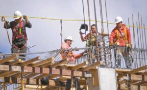 Recuperación de las empresas constructoras continúo en febrero