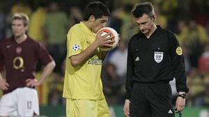 El Villarreal recuerda su histórica semifinal de Champions con el Arsenal
