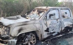 Violencia en Tamaulipas deja 8 muertos y 7 vehículos calcinados