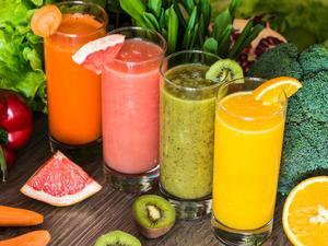 Recetas fáciles de jugos para tomar en ayunas y bajar de peso