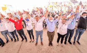 Santiago Creel da su respaldo a coalición Sí por San Luis