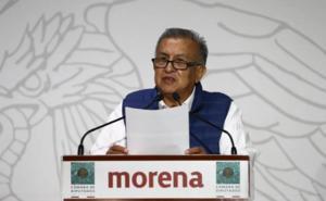 Morena suspende derechos políticos a Saúl Huerta